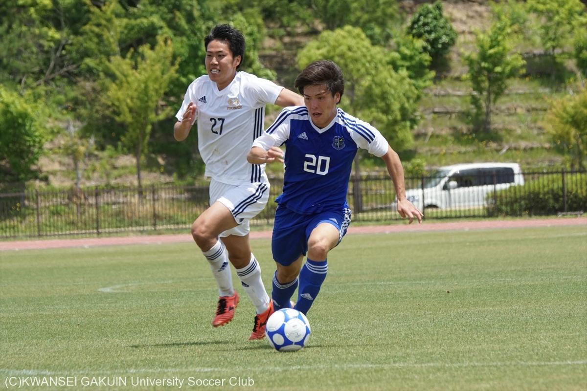 関西学生リーグ | 関西学院大学サッカー部フォトギャラリー
