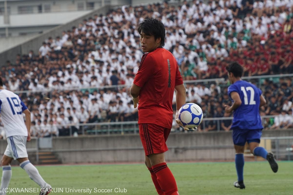 関西学院大学サッカー部フォトギャラリー